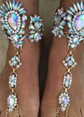 Crystal Anklets (1)