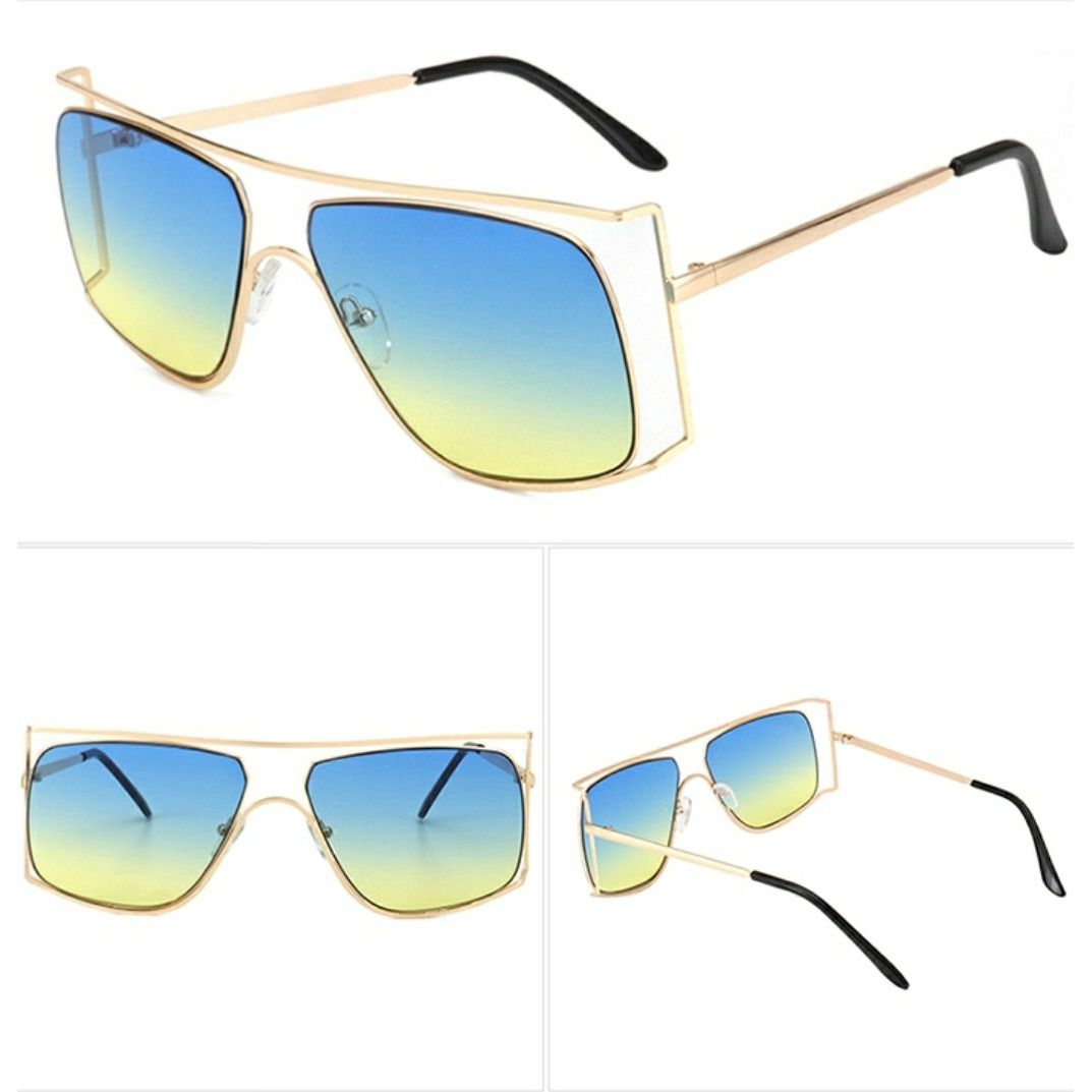 Double Framed Sunglasses- BY