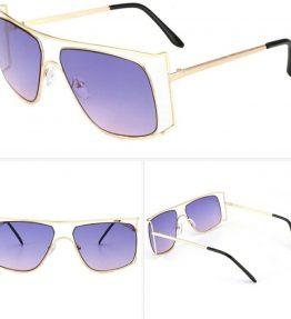 Double Framed Sunglasses- P