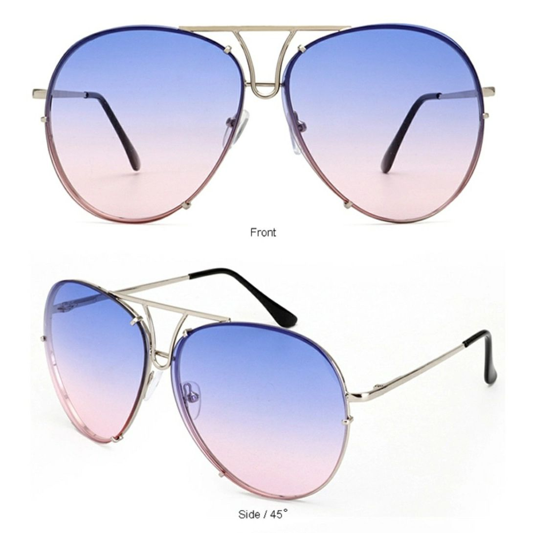 Evening Sky Sunglasses-BP
