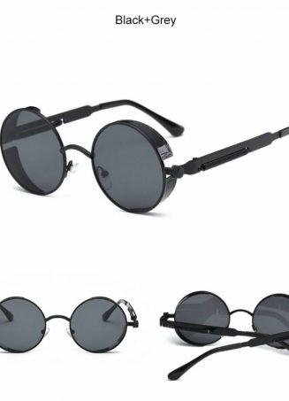 Gothic Black Sunglasses (5)