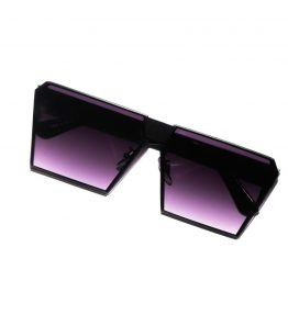 Kim Sunglasses-Black (1)