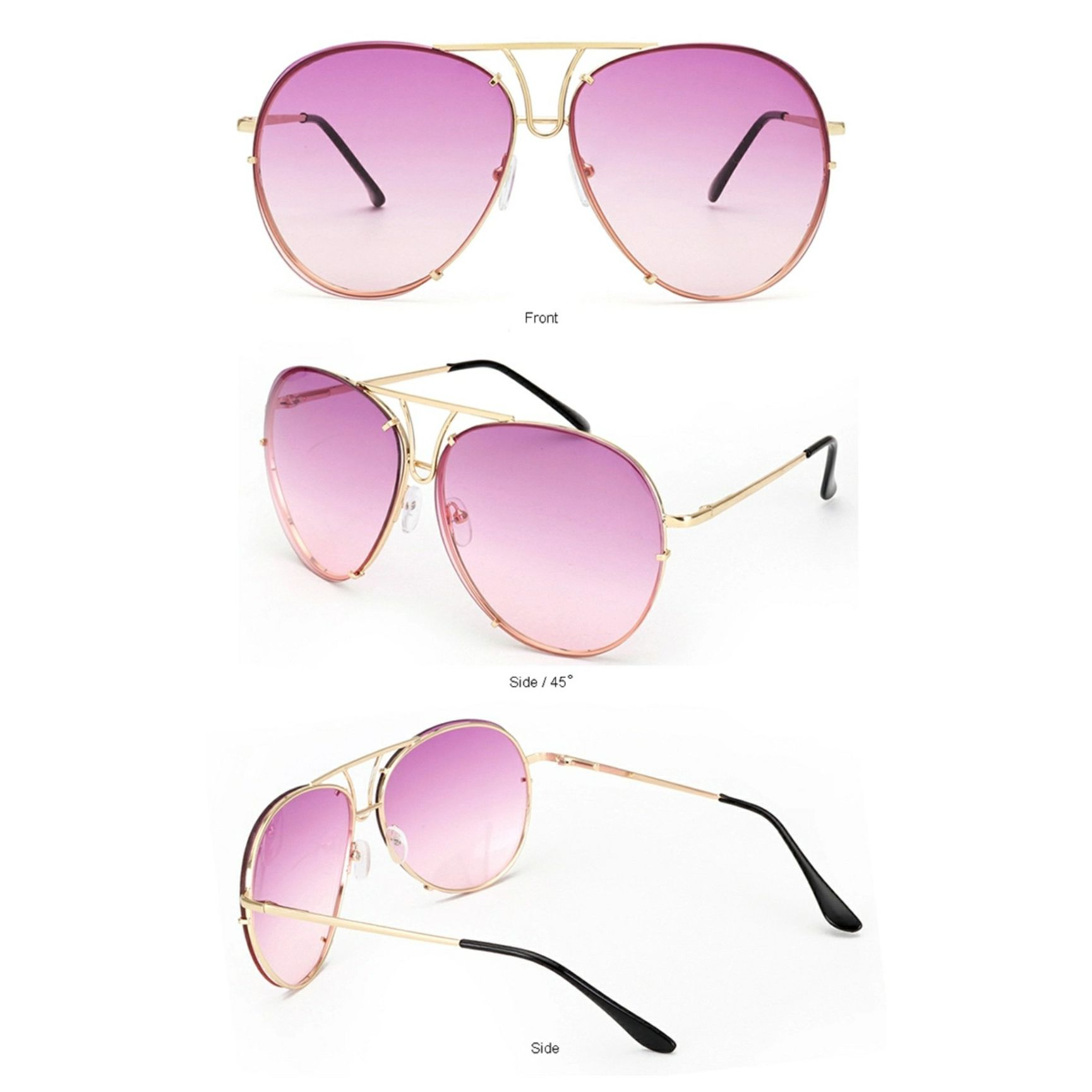 Purple Sky Sunglasses