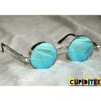 Vintage Blue Sunglasses (1)