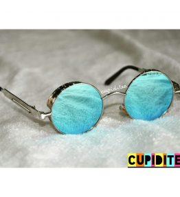 Vintage Blue Sunglasses (1)
