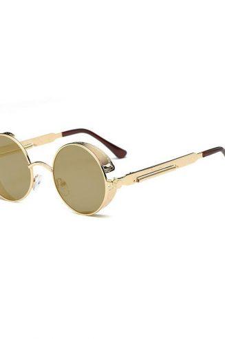 Vintage Champagne Sunglasses (1)