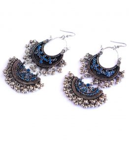 Afghan Earrings 06