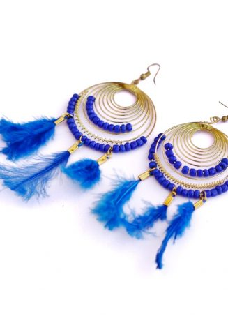 Dreamcatcher Earrings (2)