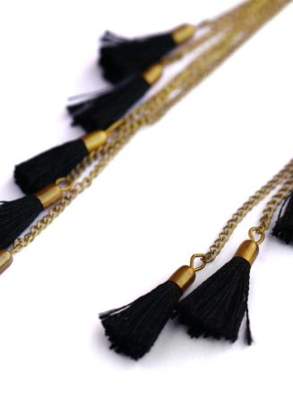 Tassel Shoulder Duster Earrings (2)