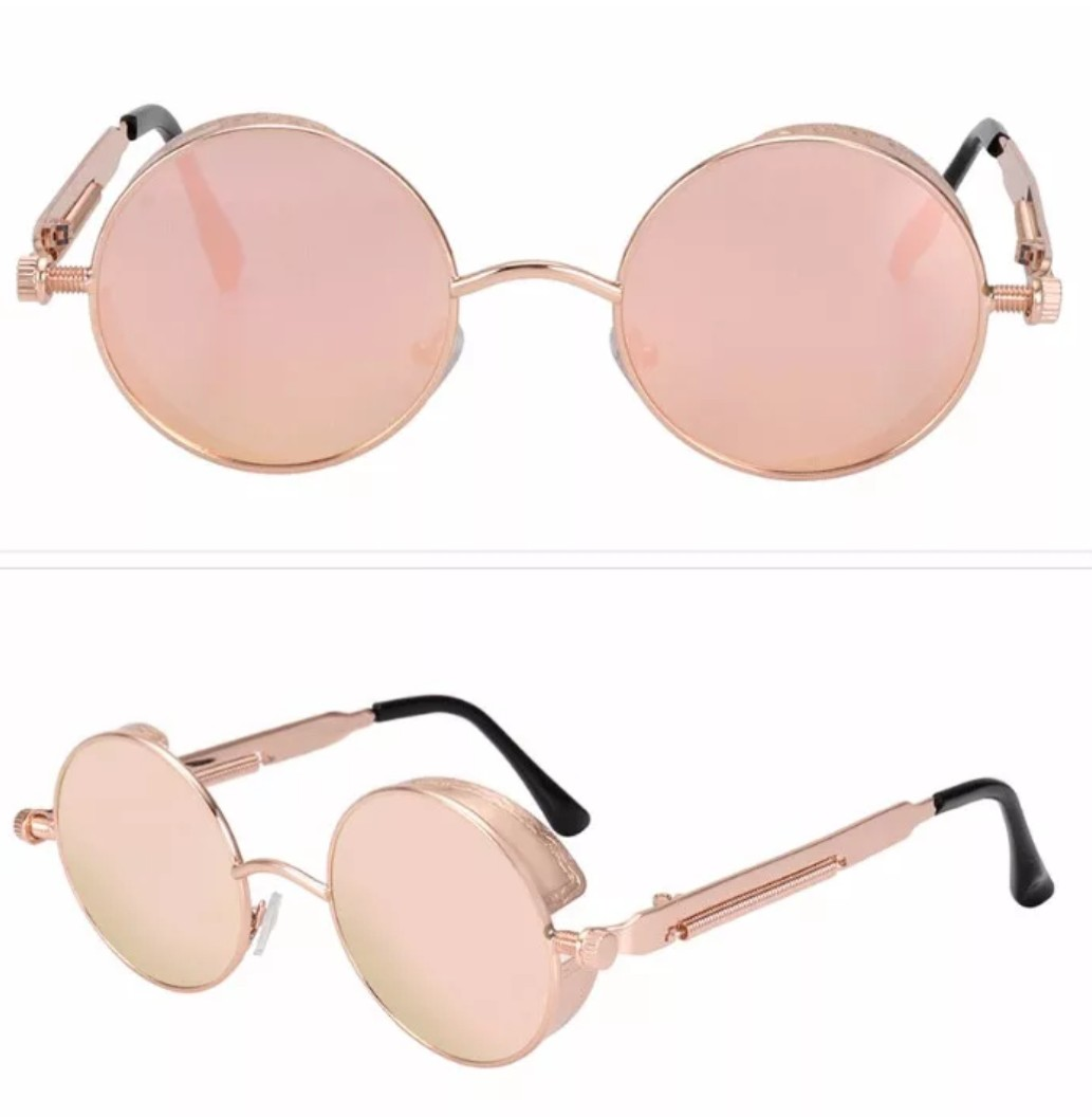 Vintage Sunnies-Rose Gold (1)