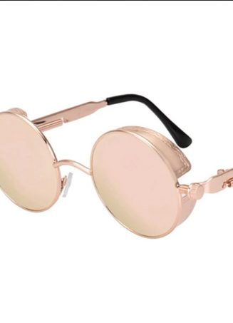 Vintage Sunnies-Rose Gold (2)