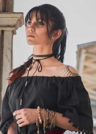 Casual Khadi Pant Top Set 04 (3)